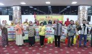 Pemprov Lampung Terima Bantuan Dari Kementerian Pemberdayaan Perempuan dan Perlindungan Anak