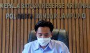 Penasehat Hukum Ternama Inisial DS Diamankan Jajaran Polresta Bandarlampung