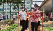Peringati HPSN 2021, PLN Peduli Sumbang Laboratorium Pengelolaan Sampah Ke Sekolah Xaverius Wayhalim