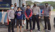 Satlantas Polres Lampung Selatan Amankan 2 Orang Diduga Pemakai dan Pengedar Narkotika
