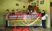 Subdit Ekonomi Direktorat Intelijen Polda Lampung Lakukan Kunjungan dan Silahturahmi Bersama Dewan Adat Marga Mesuji