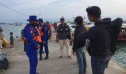 Penyidik Dit Polairud Polda Lampung Masih Dalami Motif Pelaku Bakar KM Sekar Tanjung 1