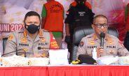 Polda Metro Jaya Ungkap Tindak Pidana Narkotika Jenis Sabu 1,129 Ton Jaringan Timur Tengah – Indonesia
