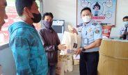 Gelar Bakti Sosial, Rutan Kotaagung Turut Berbagi Sembako Di Masa Pandemi Covid-19