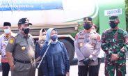 Jamin Kelancaran Pengiriman Liquid Oksigen Untuk Rumah Sakit, Polda Lampung Siap Kawal
