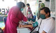 Terapkan Prokes dan Dihadiri Ratusan Karyawan, PTPN VII Gelar Vaksinasi Tahap 2